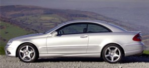 mercedes-clk-coupe-c209