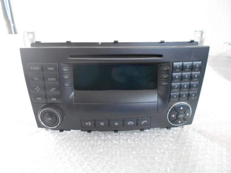 CD Player - C Class - W203