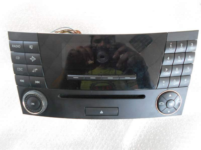 CD Player E Class - CLS